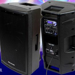 Sistemas de sonido Blastking