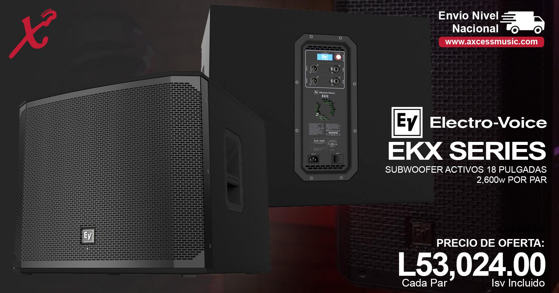 EKX-18SP Facebook