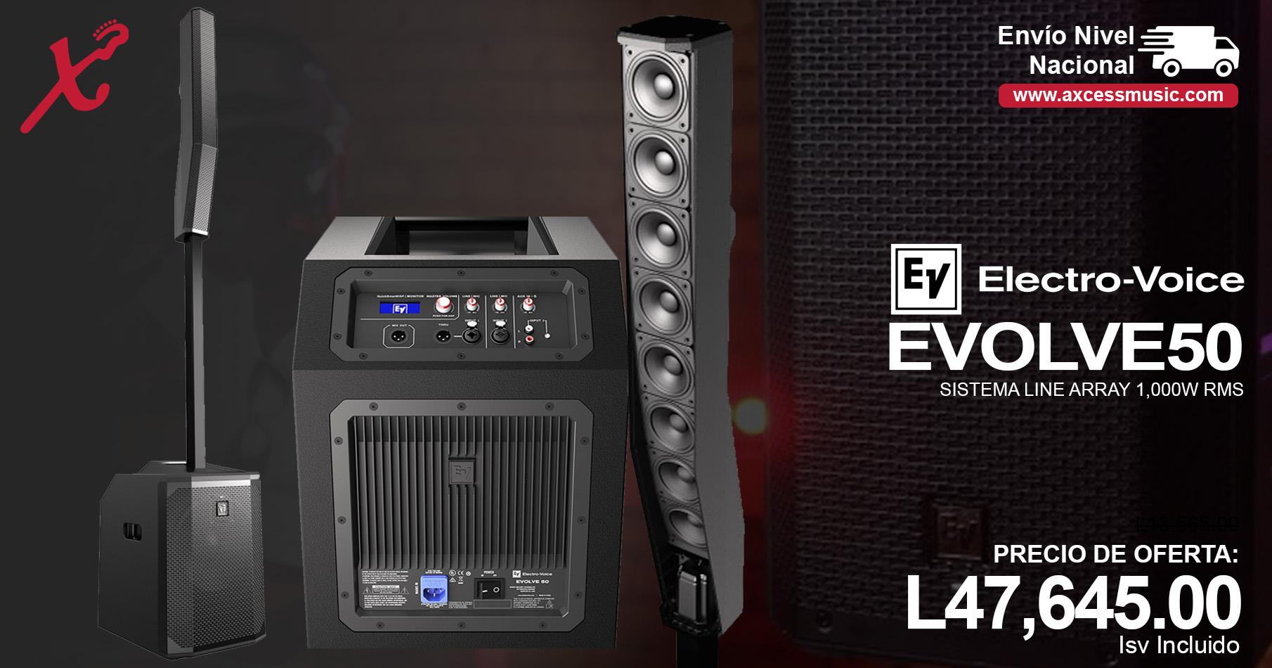 Evolve50 Facebook
