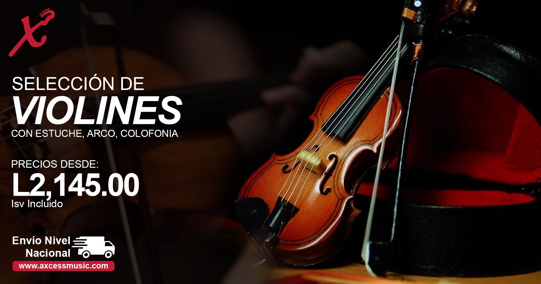 Violines Facebook
